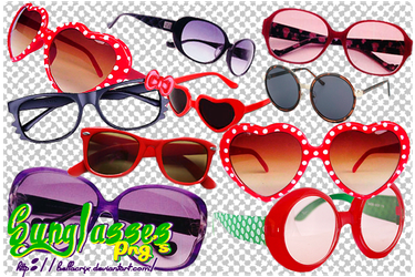 Sunglasses Png by Bellacrix