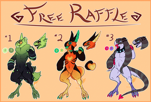 Free Grem Raffle (WINNERS CHOSEN) by MrGremble