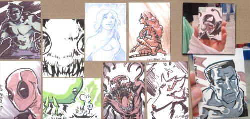 ACE Sketch-Cards Compiled by chrisbeaver