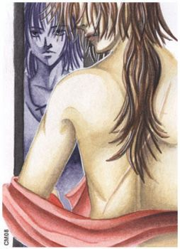 Murtagh - Confessions ACEO by HotaruYagami