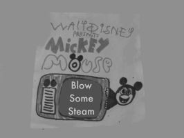 Mickey Mouse Short 2 Thumbnail by TrainboysArtwork