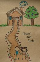 Hansel and Gretel by Pinkie-Perfect