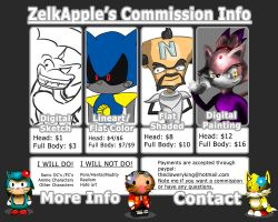 My Commission Info ID by Adam-Clowery