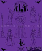 Witches and Wizards by Dysis23A
