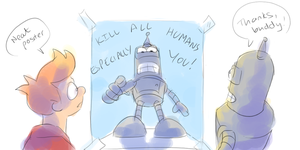bender's message by nymi