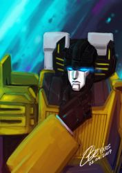TF : Sunstreaker by Beriuos