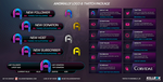 Anomally Twitch Package 1 by KillboxGraphics