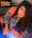 Marty McFly Cosplay by YamiKlaus