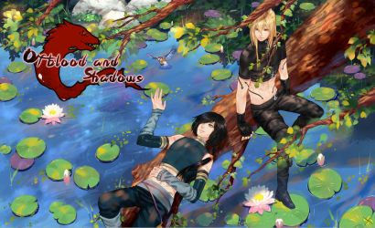 Of Blood and Shadows: Thanks for 200+ downloads!!! by sakonma