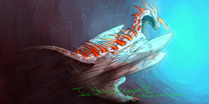 !2 years on deviantart!Contest [closed] by IceStarDragonHC