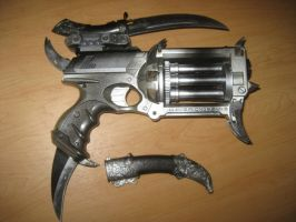 Nerf Maverick Reaver's Claw by Rathkeaux