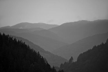 Rhodope Mountains by ivo-mg