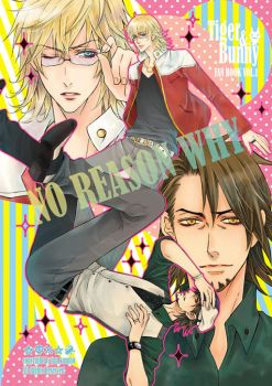 TIGER and BUNNY FAN BOOK by JUN-KAMIJO