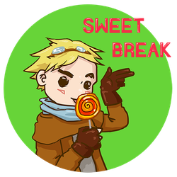 SWEET BREAK [EZREAL] [LOL] by Babouille