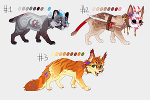 [CLOSED] Cat Adopts by Fewtish