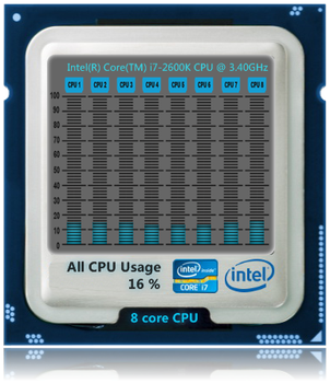 Intel CPU Meter 2.5.5 by drakullas