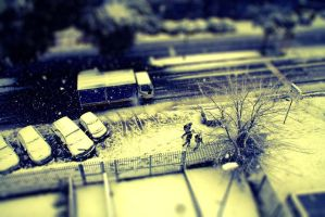 Roma-Snow2 by cagriilban
