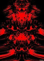 red on black by moppaa