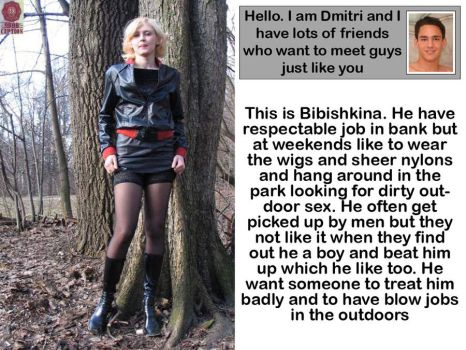 Dmitri's Dating-Bibishkina by 9Bob