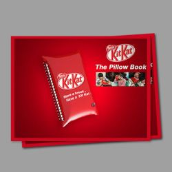 Kit Kat Advertising by 7oooda
