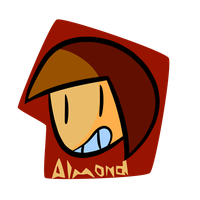 Almond (yet again) by PlainPilot
