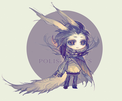 [CLOSED] Offer to Adopt by Polis-adopts