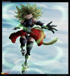 Fart DB Universe : Woman Broly by Crakower