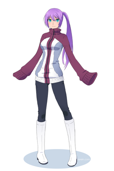 Quess 2015 - Full Body by larein
