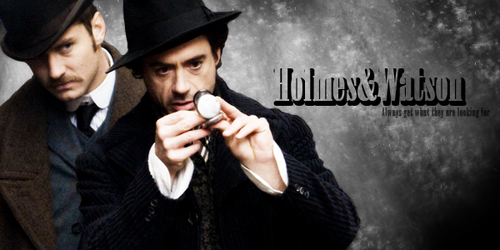 holmes by Gatewhale