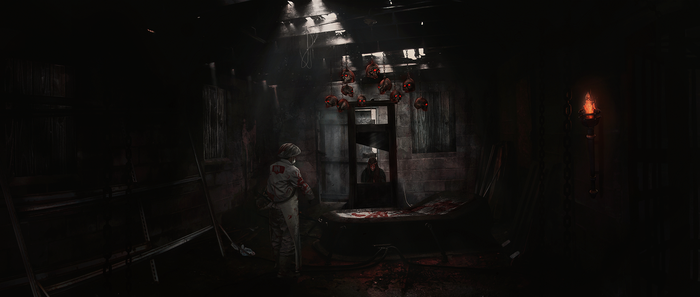 Torture Room by stgspi