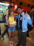 Pokemon trainer and Misty [Mangafest-14] by DrPingas