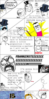 FrankenRAGE by Bluemansonic