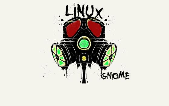 Linux_Gnome by rstreeter