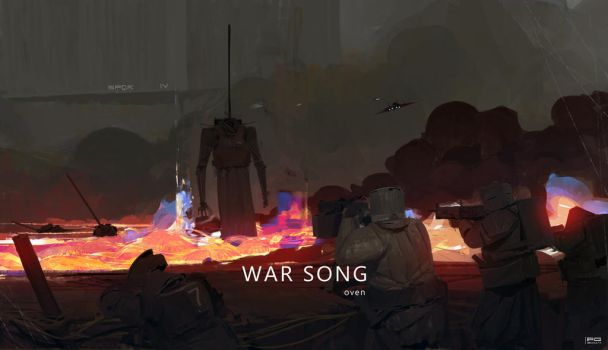 War Song - oven by ProxyGreen