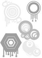 Vector Brushes 2 by mfcreative