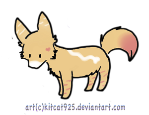 first Adoptable | Closed by strawdopts