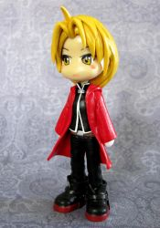 Edward Elric 2 by DragonsAndBeasties