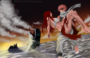Fairy Tail  Natsu and Erza (YouTube) by IWarLord7