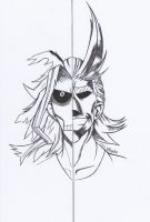 ALL MIGHT !!! by TTSMcKingdom