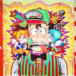 Dr. Slump and Arale by ToshieF