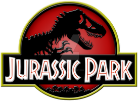 Jurassic Park logo by OniPunisher