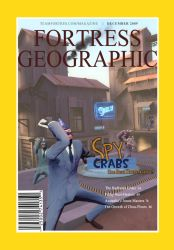 Fortress Geographic : Spy Crab by Newbiemember