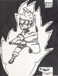 Naruto Sharpie 2007 by acerookie1