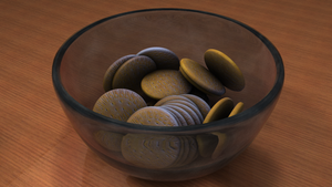 Cookie Jar 1 by Hamol