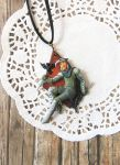 Dragon Age Origins - Zevran Pendant by LittleBreeze