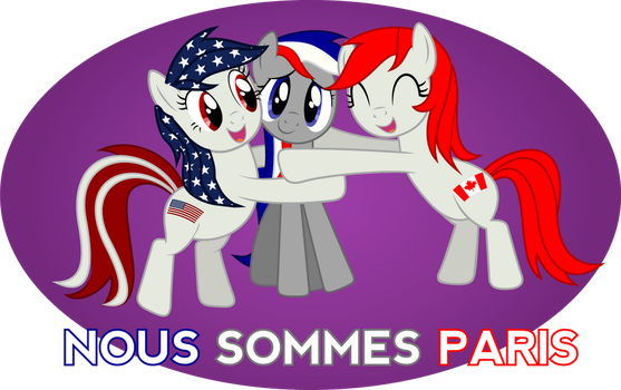 Nous Sommes Paris by EverfreeNW