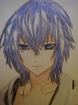 Ikuto Drawing by KandeL15