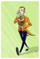 Absent-Minded Professor by rethe