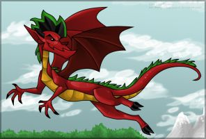 .:American Dragon Jake Long:. by LadyUndead