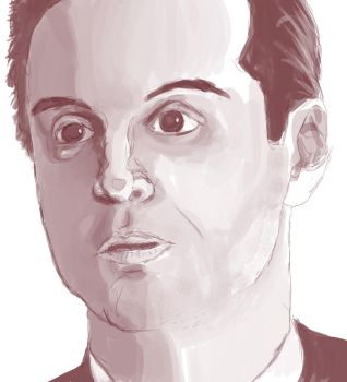 James Moriarty by ImaginaryGoddess